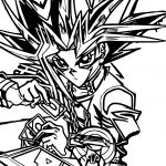 Yu Gi Oh Dream Coloring Page