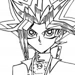 Yu Gi Oh Wait Coloring Page