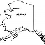 Alaska Map Coloring
