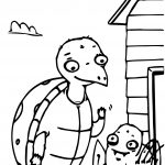 Anansi Family Coloring Page