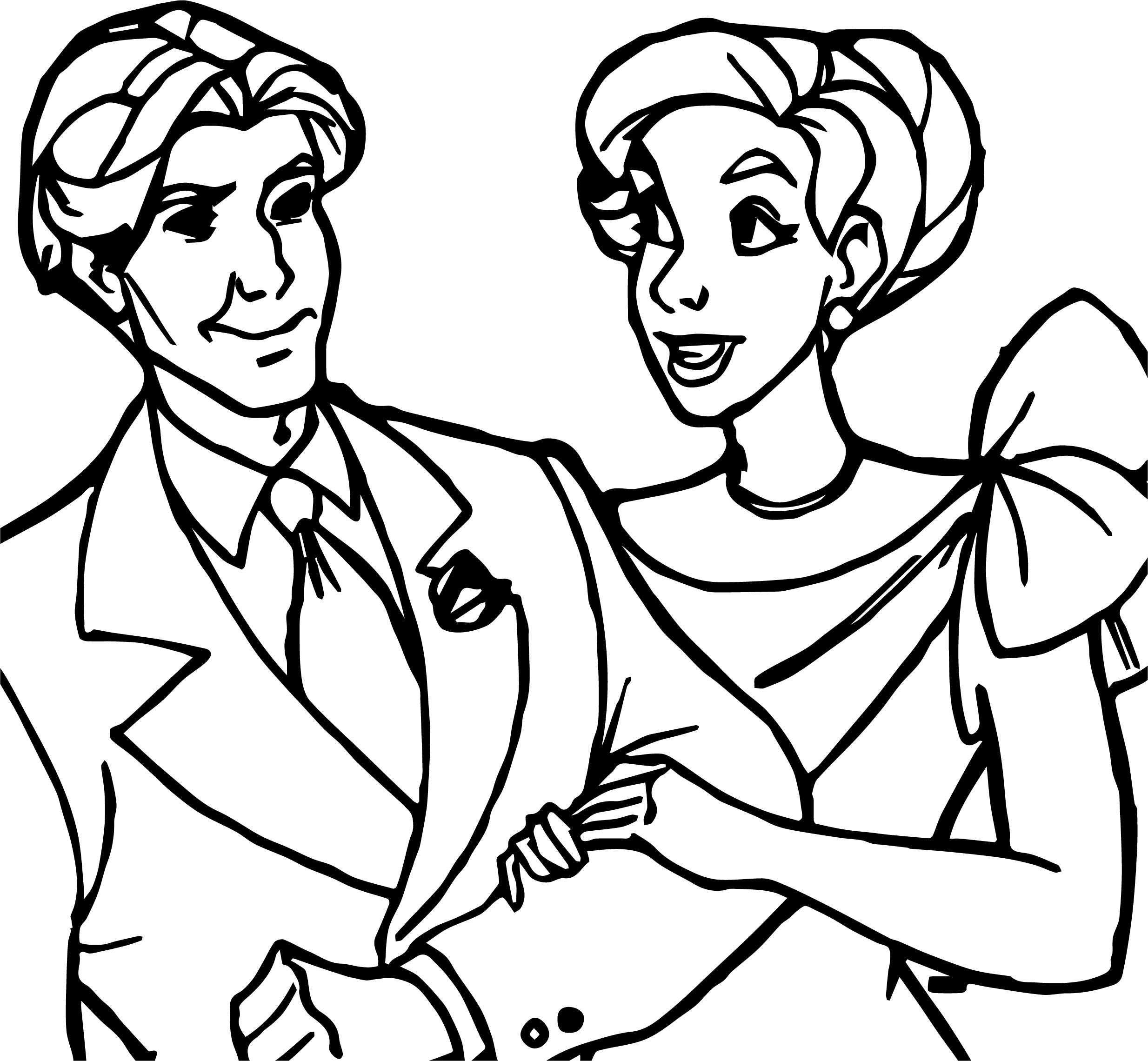 anastasia couple man woman coloring page wecoloringpage