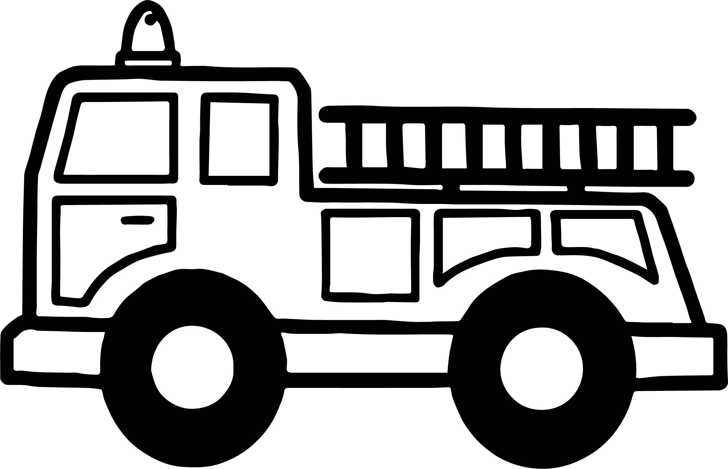 big tire fire department coloring page wecoloringpage