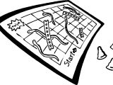 Board Snake Coloring Page