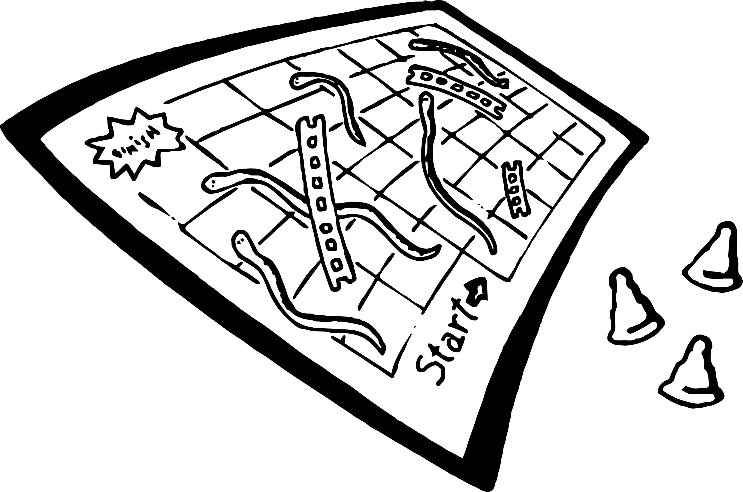 Board Snake Coloring Page | Wecoloringpage.com