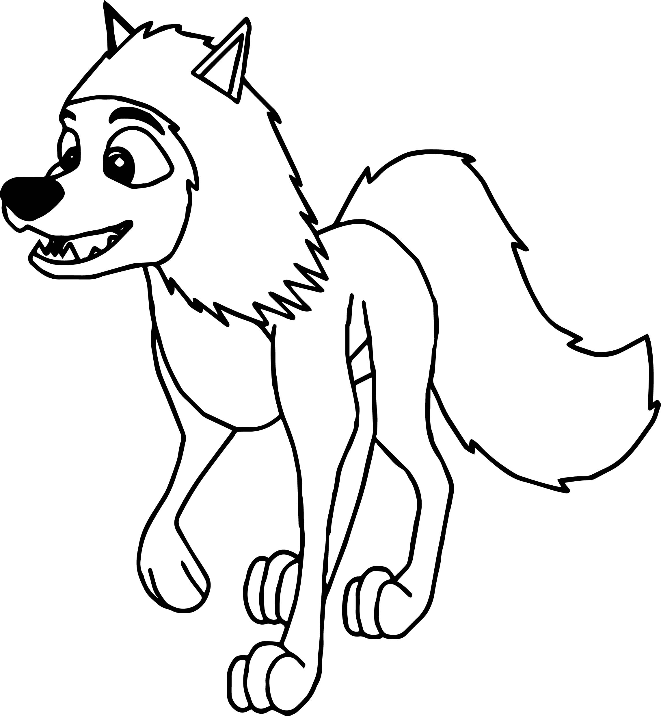 candy from alpha and omega coloring page wecoloringpage