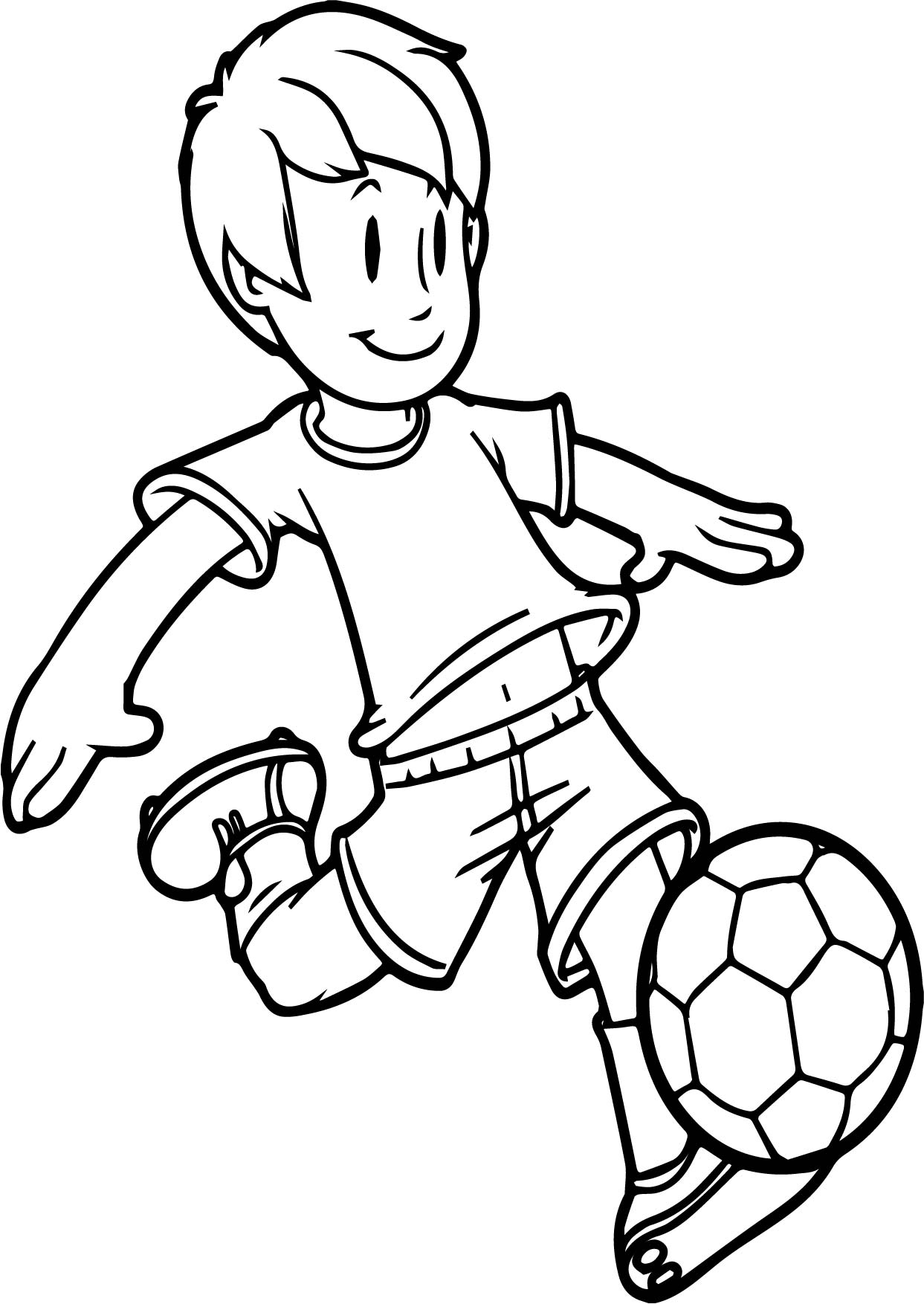 easy coloring pages for boys - photo#13