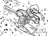 Cartoon Network Ninjago Master Of Spinjitzu Coloring Page