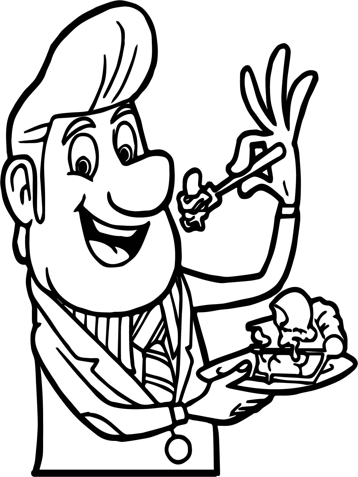 cloudy with a chance of meatballs 2 coloring pages - cloudy with a chance of meatballs great meal coloring page