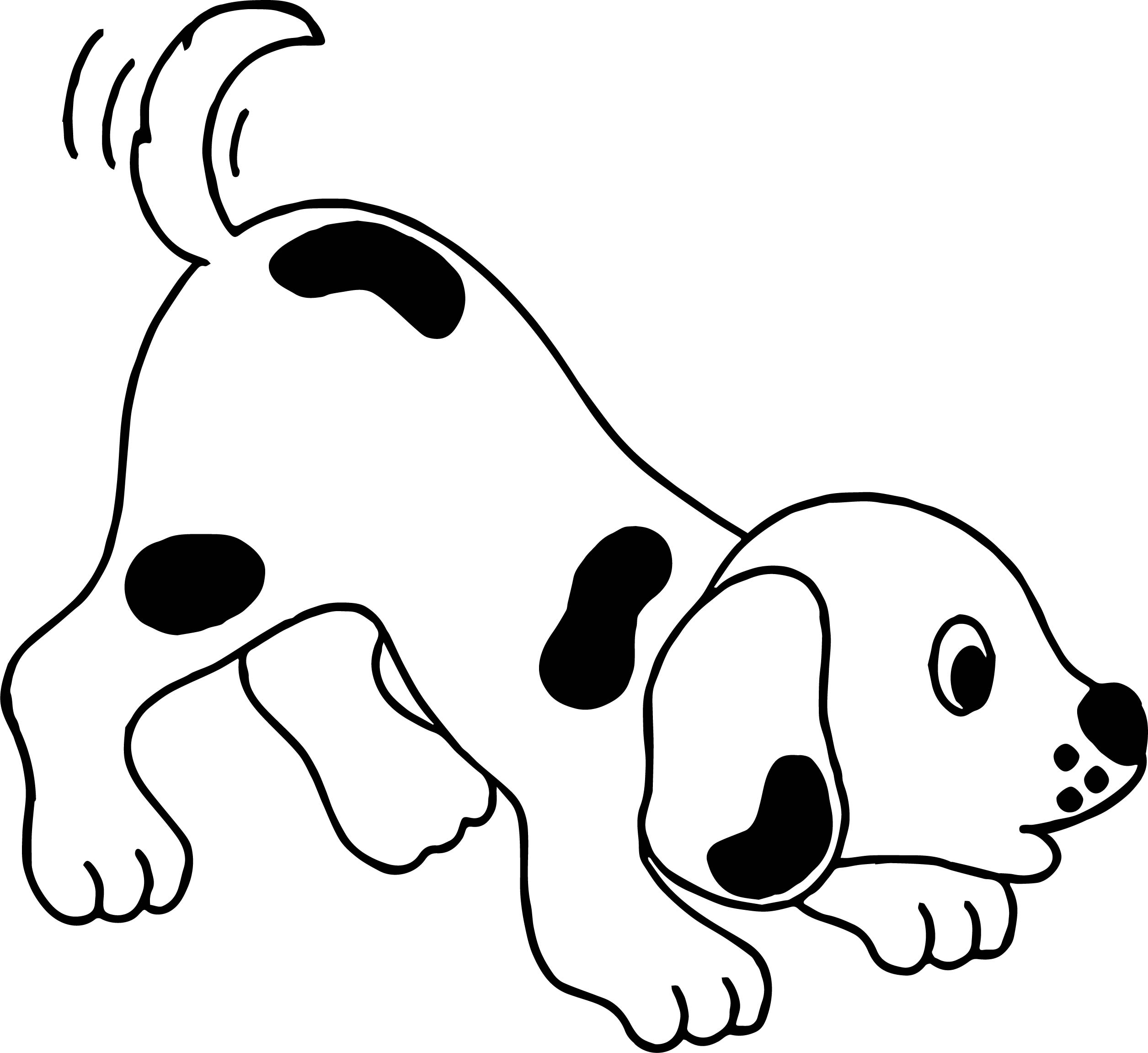 little dog laughed coloring pages - photo#21