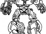 Dangerous Transformer Coloring Page
