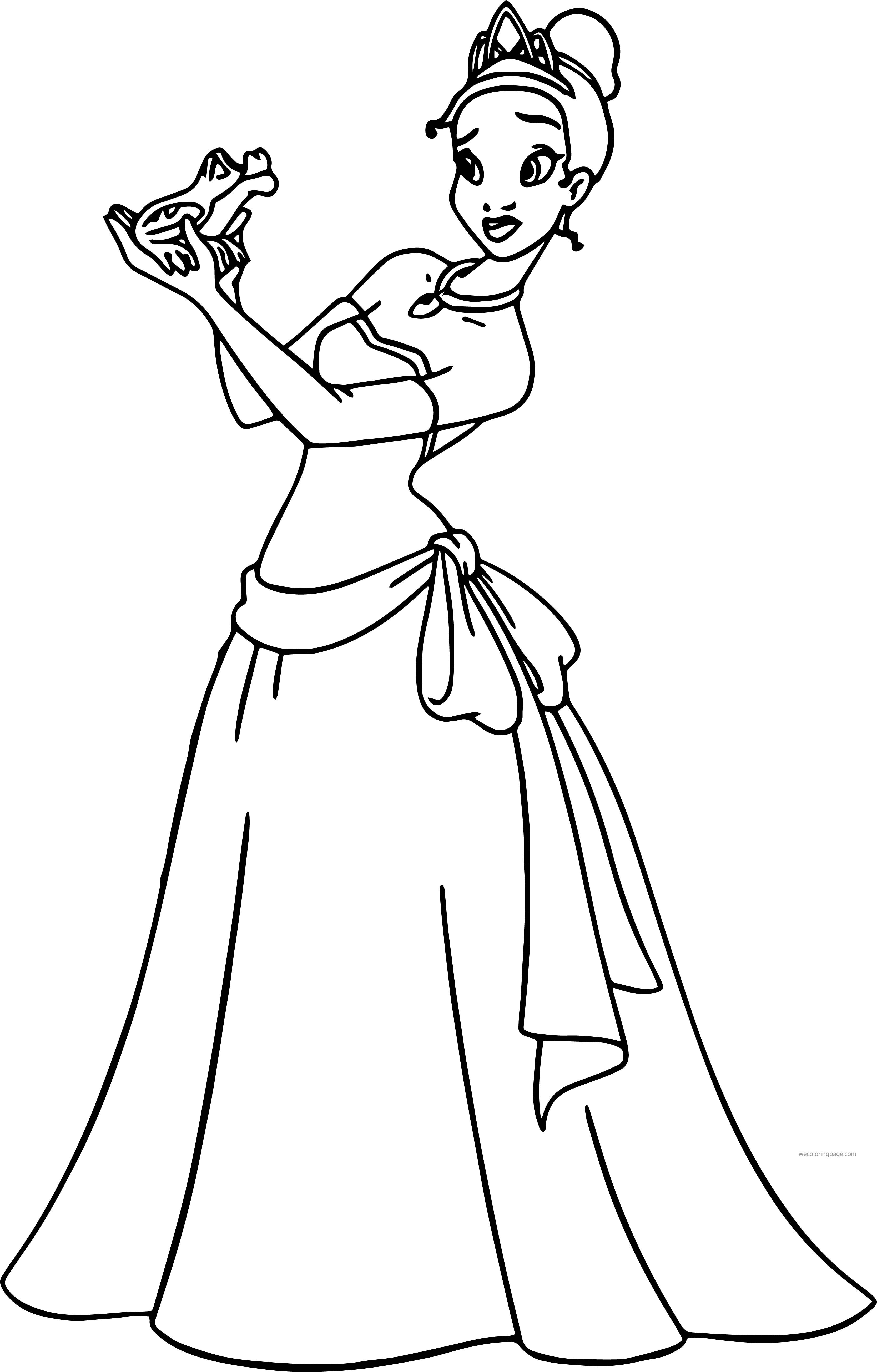 Kissing Frog Coloring Pages Coloring Coloring Pages
