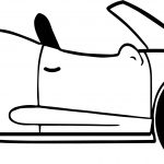 Fast Toy Car Coloring Page