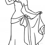 Fine Disney The Princess And The Frog Coloring Page