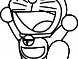 Fine Doraemon Coloring Page