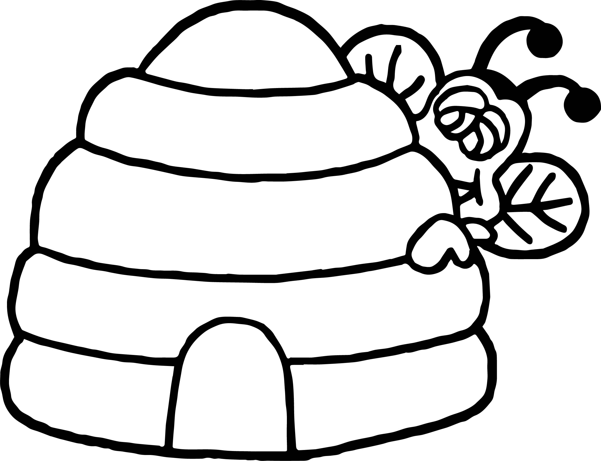 bee coloring page honey bee coloring pages click the honey bee