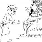Joseph is Set Free Coloring Page