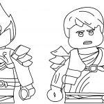 Lego Ninjago Epizoda Coloring Page