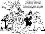 Playing basketball coloring pages for Basketball team coloring pages