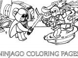 Ninjago War Coloring Pages