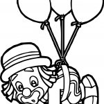 Patati Patata Clown Coloring Page