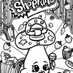 Shopkins Baby Fruit Coloring Page