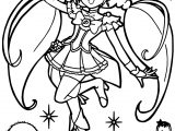 Smile Pretty Cure Glitter Force Coloring Pages