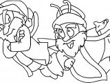 The Black Cauldron Doli Eidilleg Coloring Page