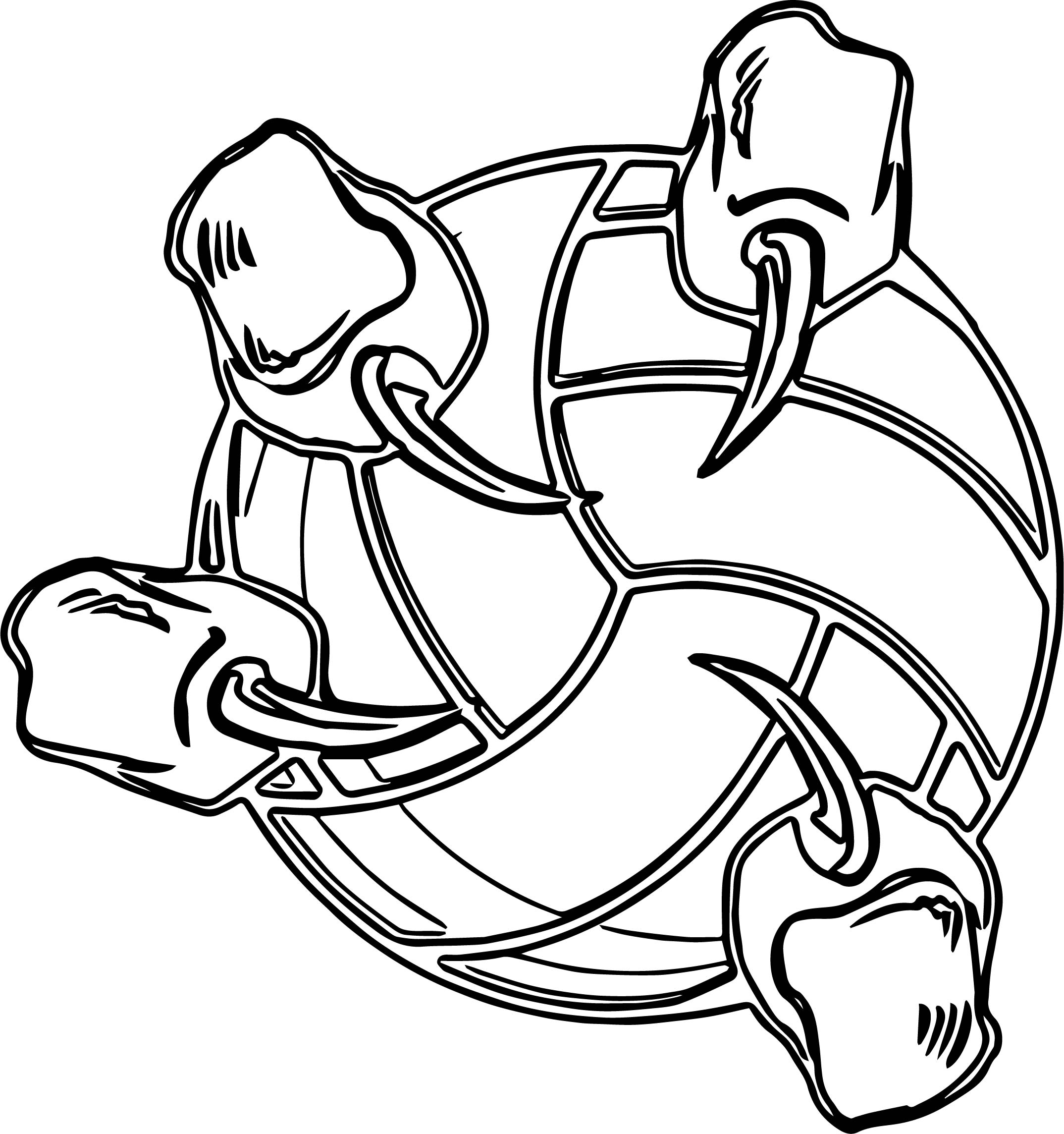Tiger Hand Volleyball Coloring Page Wecoloringpage