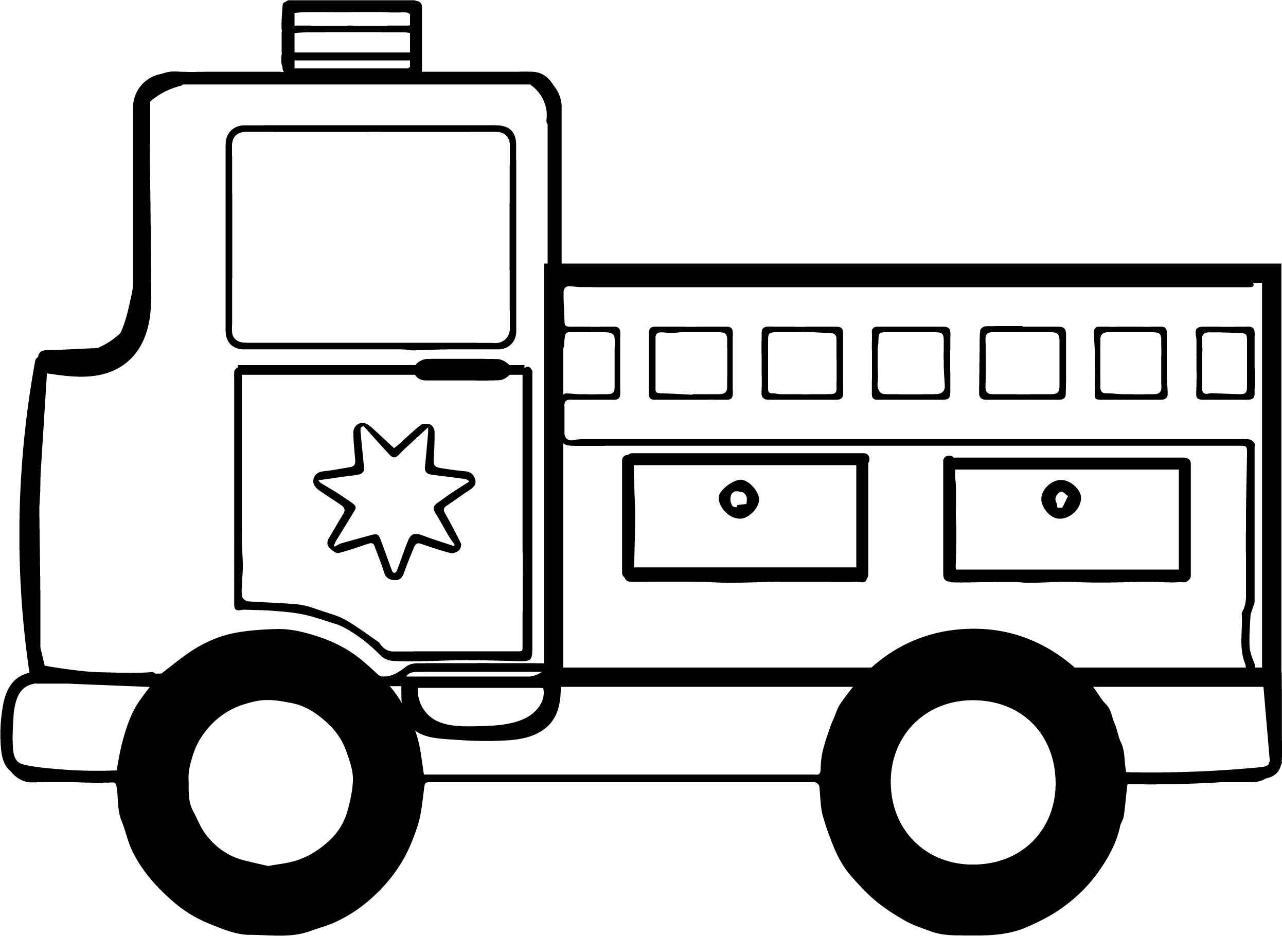 cars fire truck coloring pages free here