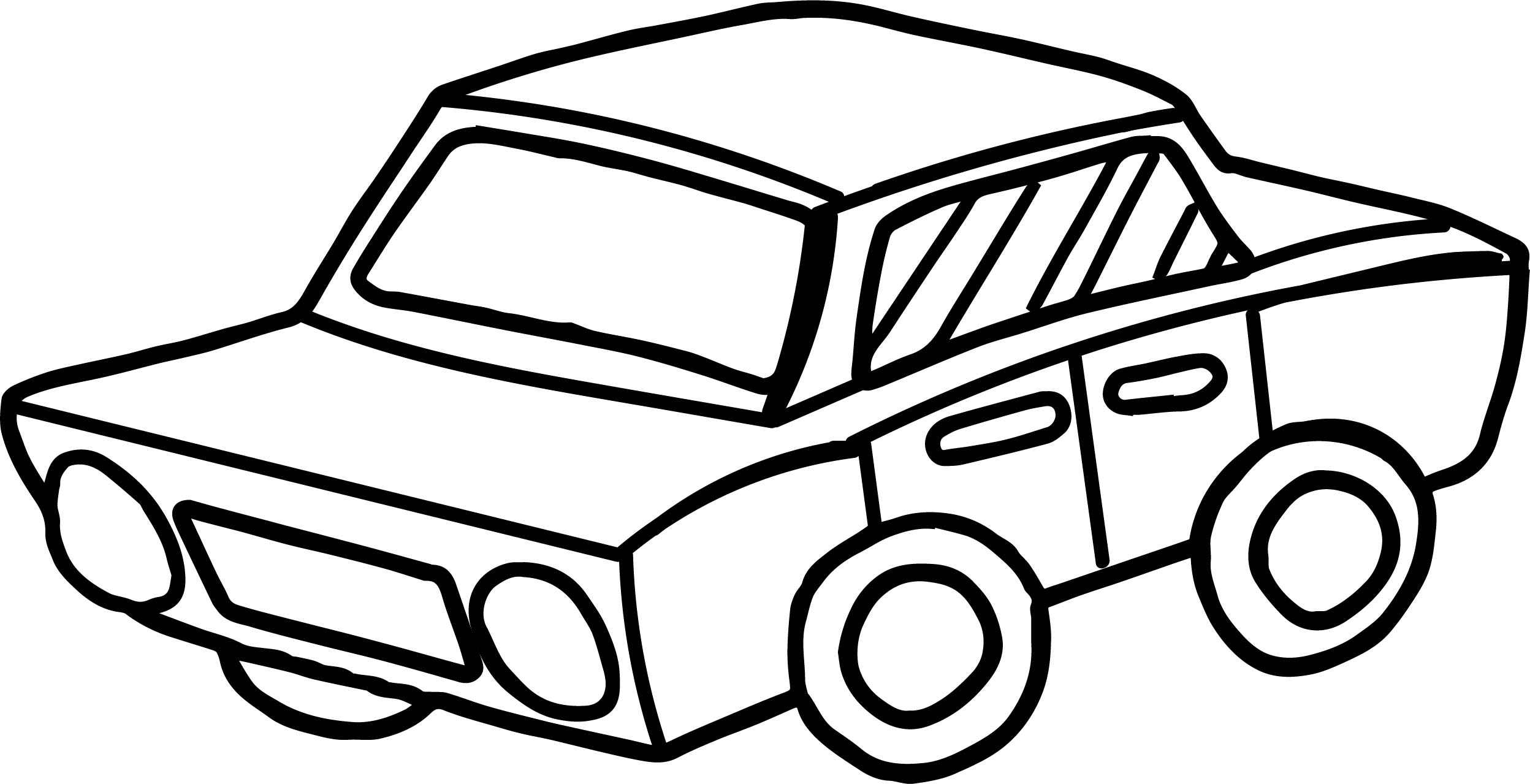 toy car coloring pages - photo#24