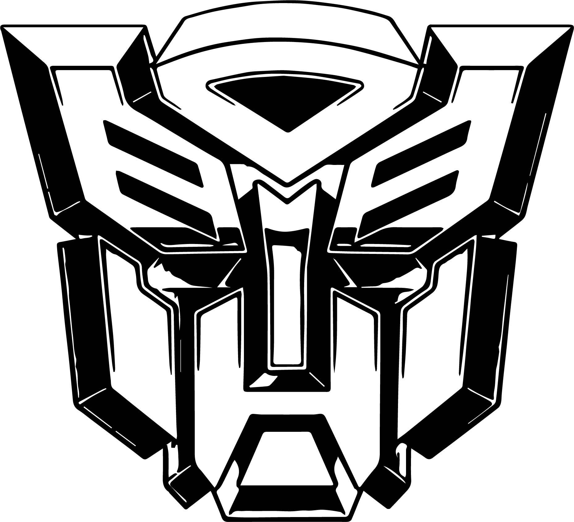 Transformer Robot Coloring Pages - Bltidm