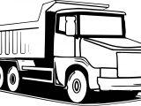 Truck Jarno Vasamaa Coloring Page