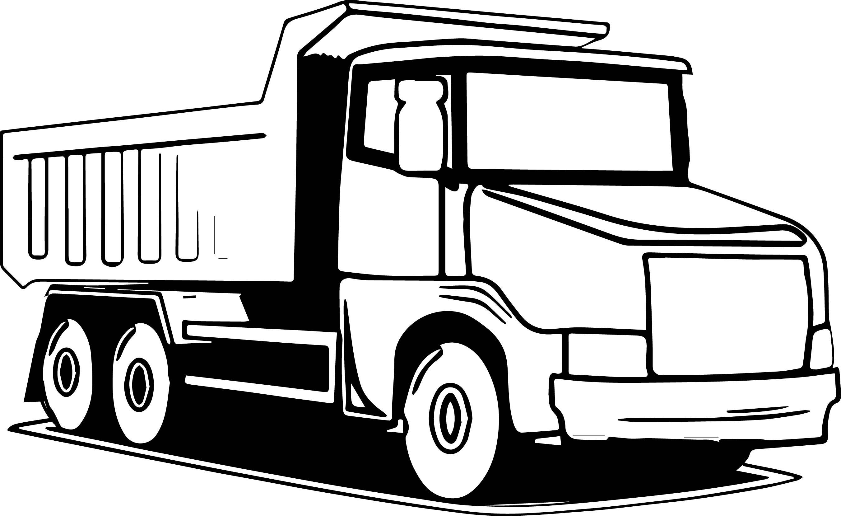 Uncategorized Coloring Pages Of Trucks And Trailers truck jarno vasamaa coloring page wecoloringpage page