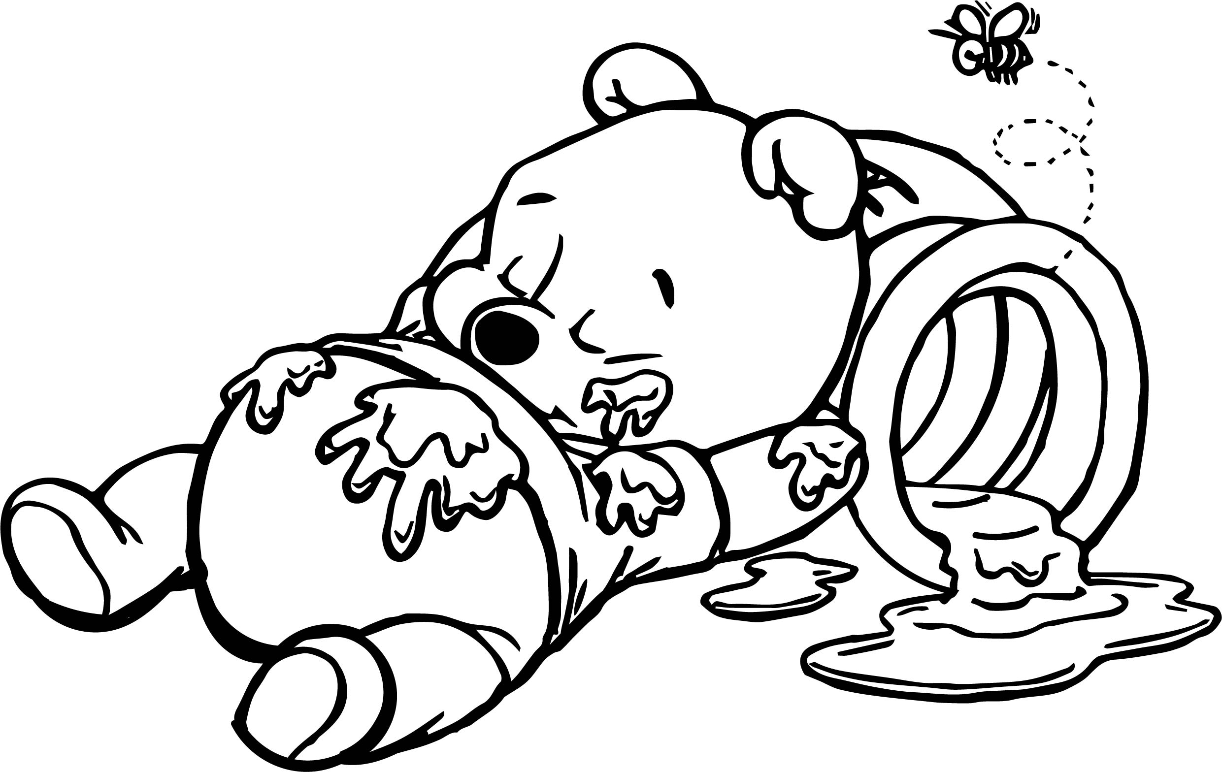 100 winnie the pooh and piglet coloring pages winnie pooh