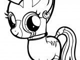 Zecora Filly Coloring Page