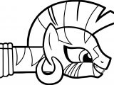 Zecora Is Watching Somepony Coloring Page