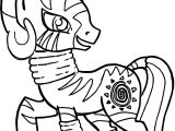 Zecora Looking Coloring Page