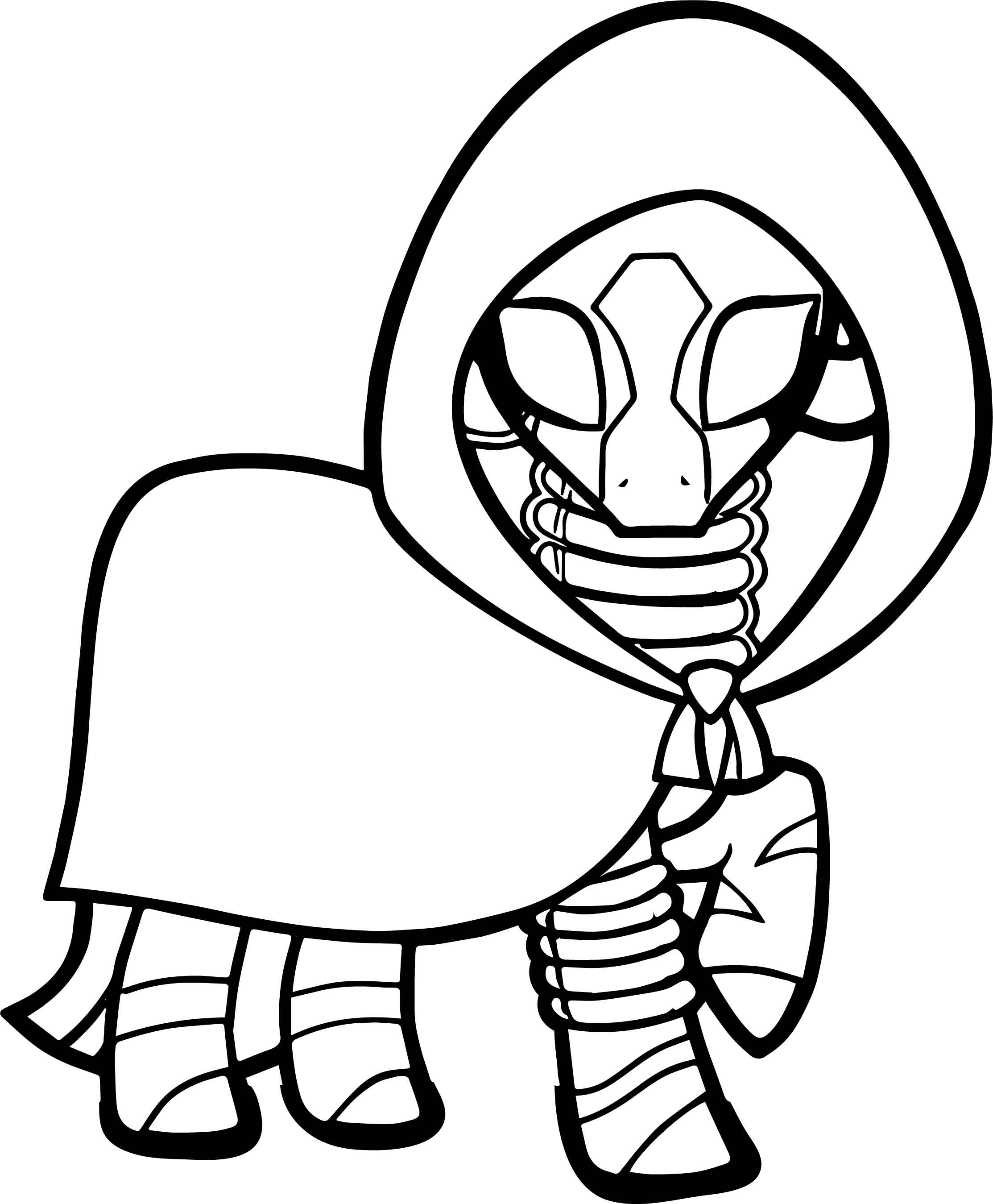 My Little Pony Zecora Coloring Pages : Zecora the zebra my little pony friendship is magic