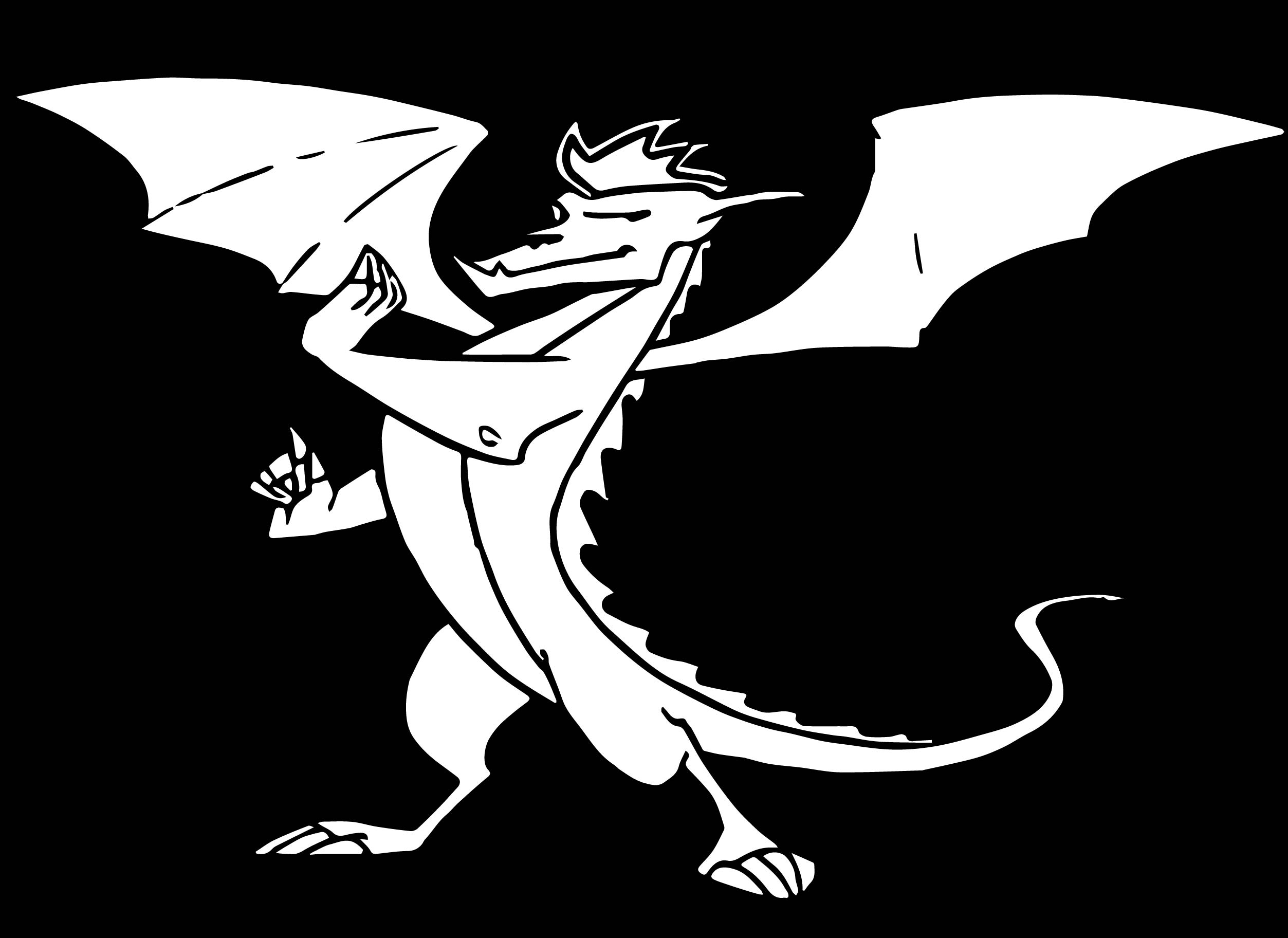 adjl american dragon jake long black background coloring page