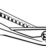 Airplane Up Coloring Pages