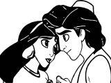 Aladdin Free Coloring Page