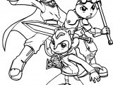 Alvin And The Chipmunks Trinity Force Coloring Page