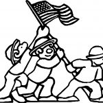 American Revolution American Wars Coloring Page