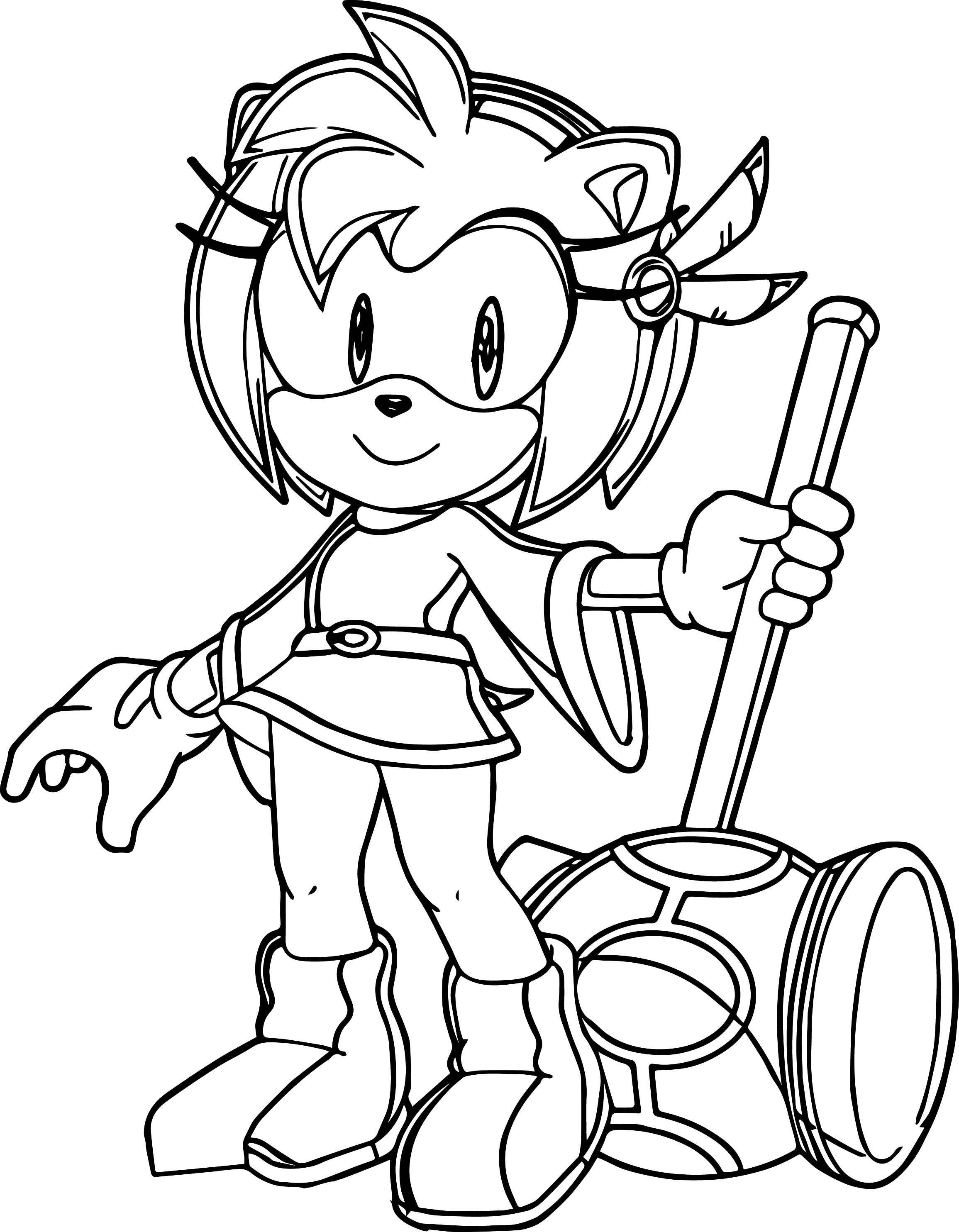 amy coloring pages - photo#35