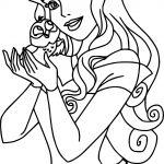 Aurora Owl Cartoon Coloring Page
