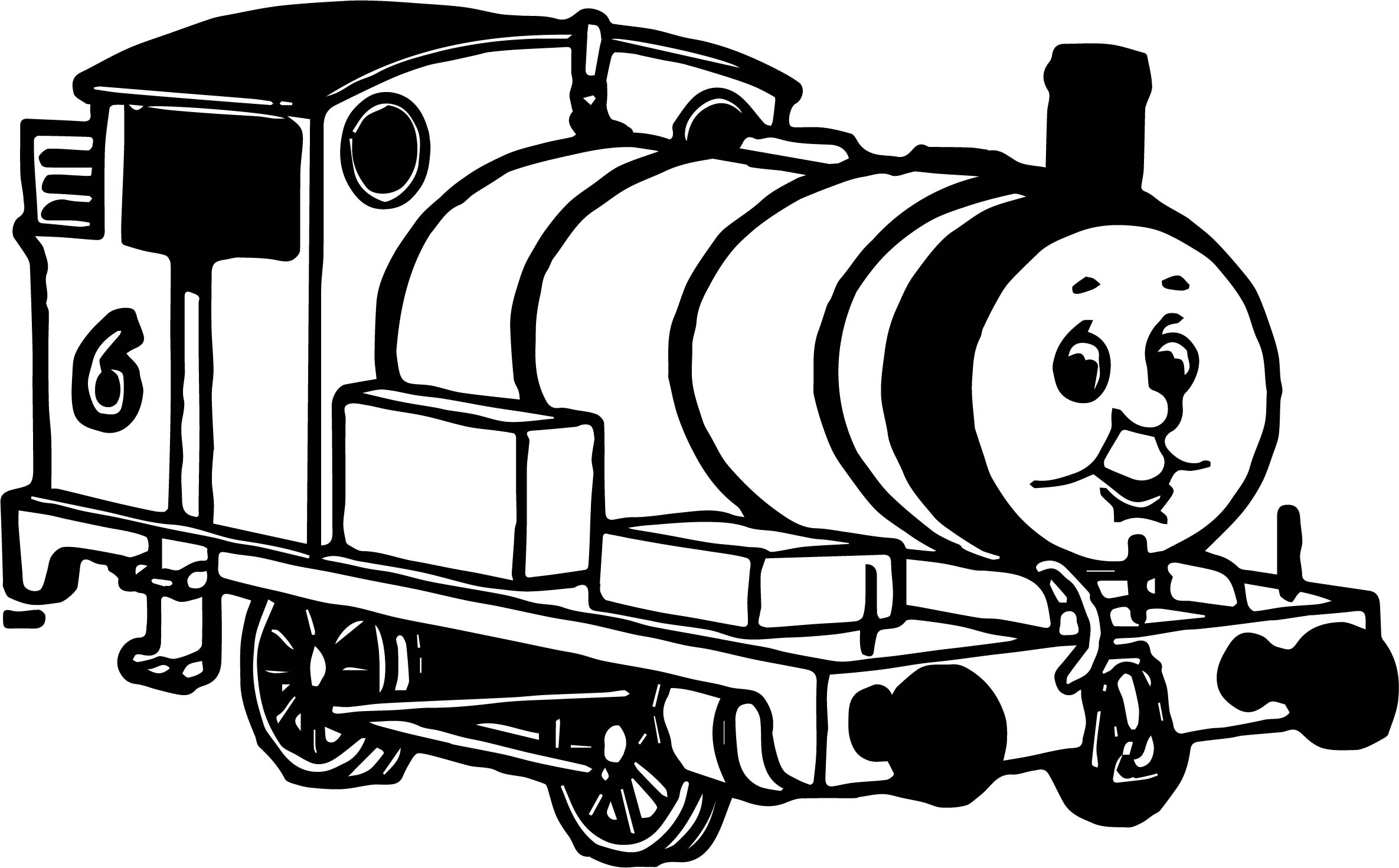 black train coloring page wecoloringpage