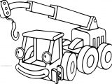 Bob The Builder Lofty Coloring Page