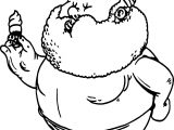 Chunkies Papa Smurf Coloring Page