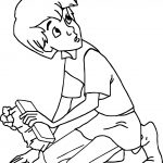 Cleaning Floor The Sword In The Stone King Arthur Coloring Pages