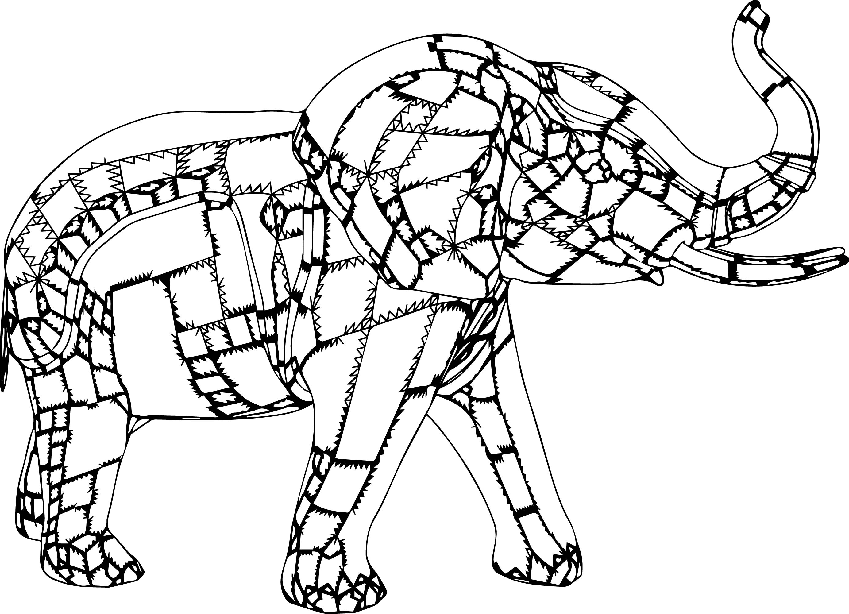 Coloring pages 4 wheeler - Free Coloring Pages Of Quads Elephant Quad Coloring Page